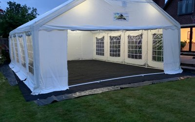 Hassina Occasions Marquee Hire 4