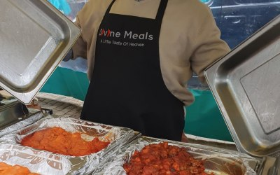 Divine Meals 3