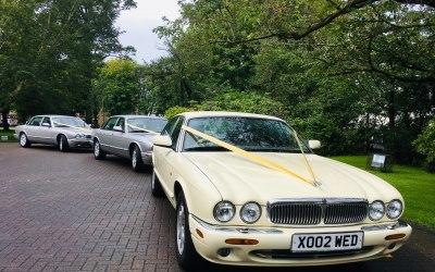 Extended interior Cream Jaguar XJ