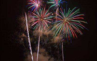 Northern Lights Fireworks 8