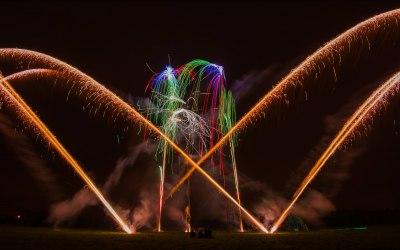 Northern Lights Fireworks 7