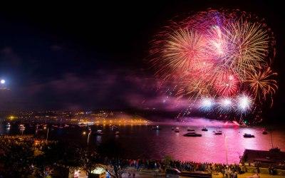 Northern Lights Fireworks 4
