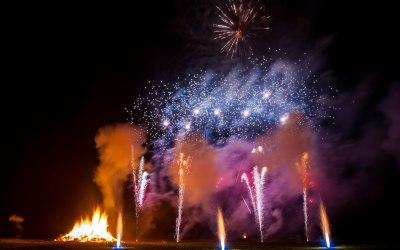 Northern Lights Fireworks 5
