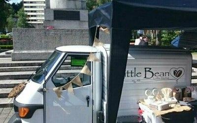 The Little Bean Coffee Cart 5
