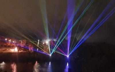 Lasers at Stevenage