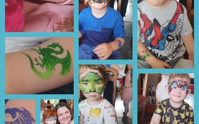 Little Miss Painty Facepainting 4
