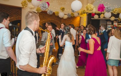 Why Not FUNK Up YOUR Event? Add Saxophone!