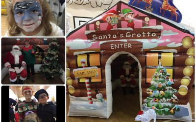 Christmas Grotto Hire, and many other Christmas items or hire Glasgow and surrounding areas:  https://www.splashinflatables.com/category/christmas-items#BodyContent