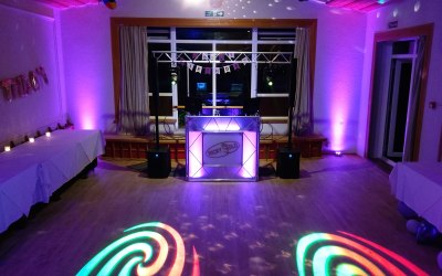 40th Birthday at Knoll House Hotel, Swanage