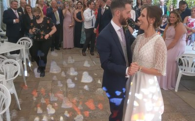 Wedding at Hethfelton House, Wareham