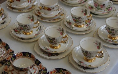 The Vintage China Cabinet 5