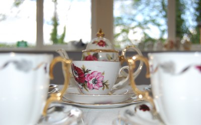 The Vintage China Cabinet 9