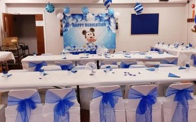 Baby's Dedication Event