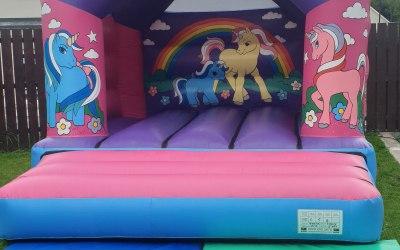 Small Unicorn castle