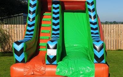 8ft freefall slide