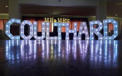 MR&MRS COULTHARD