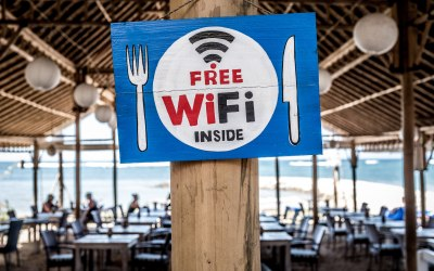 Protected WiFi for your event