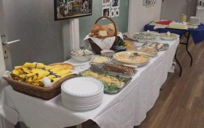 70th Birthday part buffet