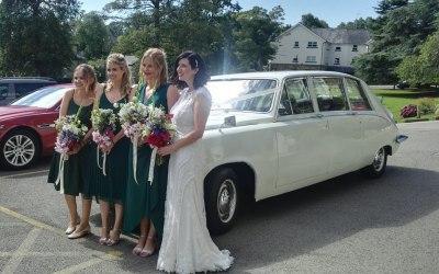 Best Weddings Wedding Car Hire York 7