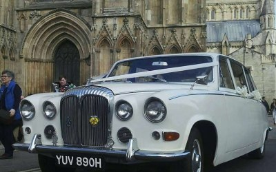 Best Weddings Wedding Car Hire York 3
