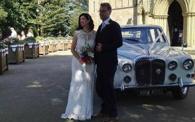 Best Weddings Wedding Car Hire York 1