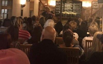 Pub psychic events