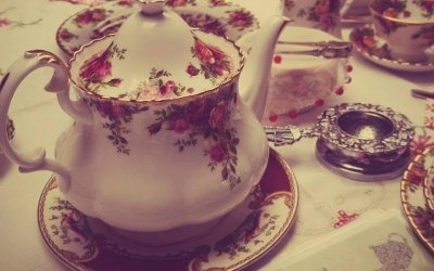 Ellen Louisa Vintage Teas 1