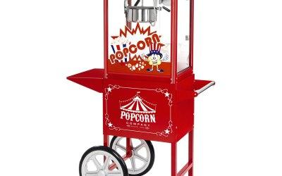 Hot & Fresh Popcorn