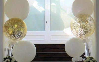 Wedding & all Events Jumbo Confetti Balloons