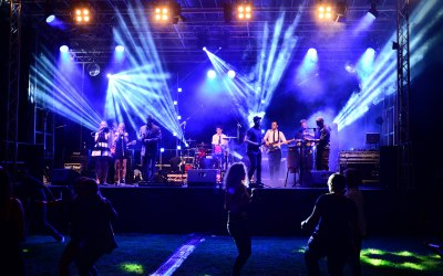Festival Staging, Event Management, Lighting, PA Systems, Backline