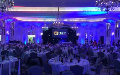 Corporate awards evening