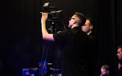 Filming Navigate EMEA for Continuum.