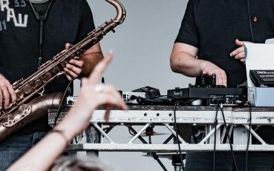 DJ & Sax Ibiza Classics