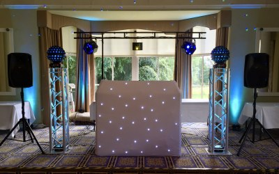 DJs and Photo Booths and Live entertainment
