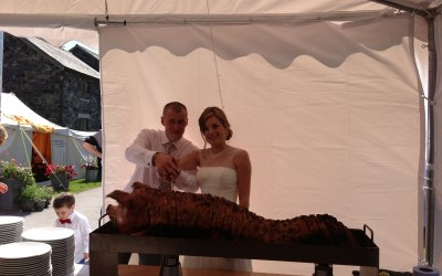 Wedding Hog Roast