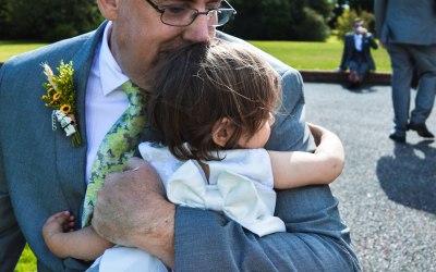 Grandad's hugs