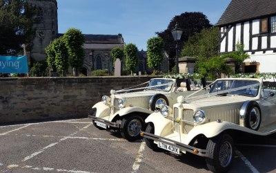 Gohil and Sons Wedding Cars Ltd 2