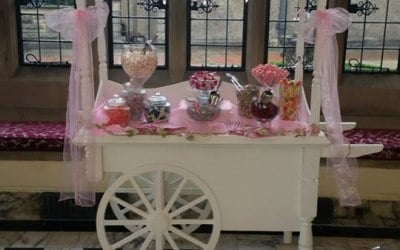Candy Cart for Hire in Stevenage, Hertfordshire