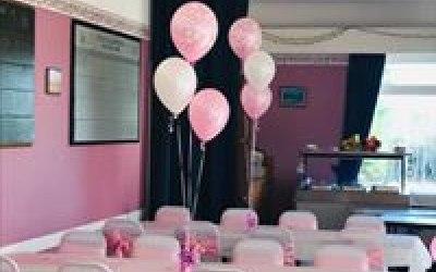 Balloon displays