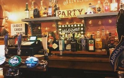 Gentleman Jim's Mobile Bar 4