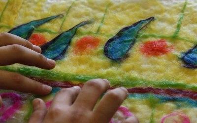 Feltworld-Creative Art Courses  2