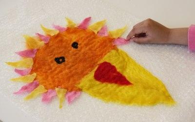 Feltworld-Creative Art Courses  4
