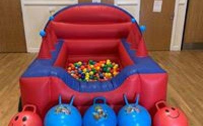 Baildon Bouncy Castles 7