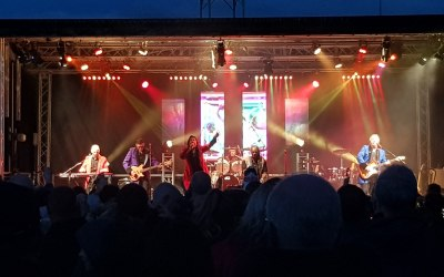 Our larger scale audio and lighting systems are perfect for music festivals