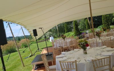 Audio visual solutions for corporate events