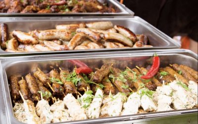 Buffet to suit any event
