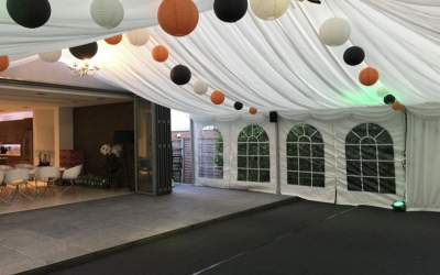 Marquees for any occasion