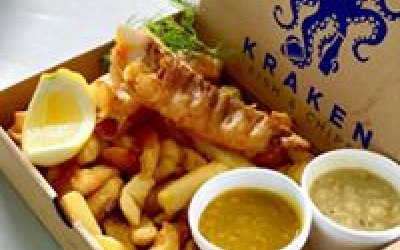 Our Fresh Fish and Chips