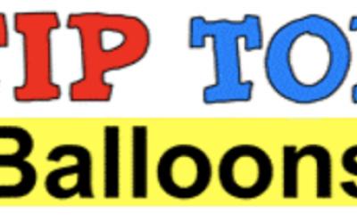 Tip Top Balloons Ltd 1
