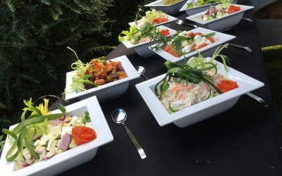 The Salads Ready For Our Silver Menu